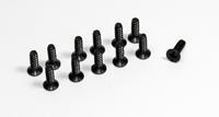 Flat Cross Screw 3x10 (12) Buggy/Truggy (1230047)