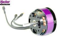 Hacker A30-28 S V4 Brushless elektromotor voor vliegtuigen kV (rpm/volt): 700