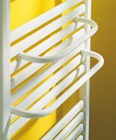 Wiesbaden Elara radiator handdoekrek 36 cm wit