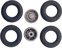 Dubbele banden voor truck Sol Expert 1 set