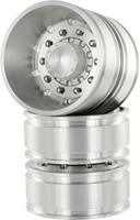 Carson Modellsport 1:14 Truck Velgen Aluminium 2 stuks
