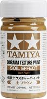 Tamiya 300087108 Modelspoor verf Bruin 100 ml