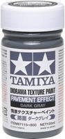 Tamiya 300087115 Modelspoor verf Donkergrijs 100 ml