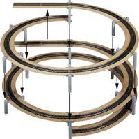 NOCH 0053004 H0 Laggies klimspiraal basiscirkel bouwpakket Schaal H0 (b x h) 165 mm x 130.5 mm Inhoud 1 stuks