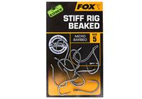 Fox Edges Arma Point St.Rig Beaked - Maat 8 - 10 St. - Barbless