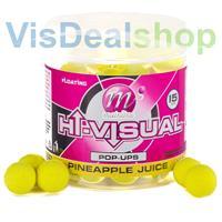 Mainline Hi Visual Pop-ups - Yellow Pineapple Juice - 15mm