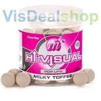 Mainline Hi Visual Pop-ups - White Milky Toffee - 15mm