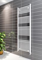 Eastbrook Wingrave verticale verwarming 100x50cm Wit 496 watt