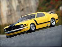 Hpiracing HPI 1970 Ford Mustang Boss transparante body - 200mm