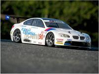 Hpiracing HPI BMW M3 GT2 (e92) transparante body - 200mm