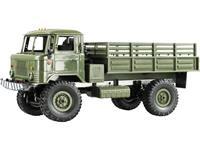 Amewi 22324 GAZ-66 1:16 Elektro RC truck RTR Incl. accu en laadkabel