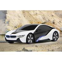 Jamara BMW i8 1:24 wit 27Mhz RC