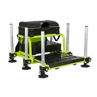 FOX S36 Superbox Lime Including Insert Trays - Zitkist