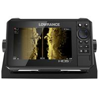 Lowrance HDS-7 LIVE met Active Imaging 3-1 Transducer (ROW) - Fishfinder