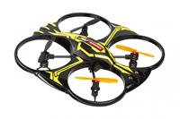 Carrera RC drone 2,4GHz Quadrocopter X1 18 cm zwart/geel