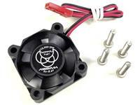 Absima Ventilator voor koellichaam 30 mm Geschikt voor modelbouwmotor: 540 serie elektromotor, #####550er Elektromotor Zwart