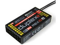 jeti 10-kanaals ontvanger  REX 10 (Assist) 2,4 GHz