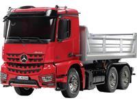 Tamiya 56361 Mercedes Benz Arocs 3348 Hinterkipper 1:14 Elektro RC truck Bouwpakket