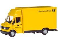 Herpa 094207 H0 Mercedes Benz 207 D kogel Deutsche Post