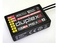 jeti 6-kanaals ontvanger  REX 6 (Assist) 2,4 GHz