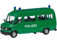 Herpa 094139 H0 Mercedes Benz T1 politiebus, politie