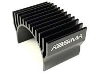 Absima Motorkoellichaam Geschikt voor modelbouwmotor: 540 serie elektromotor, #####550er Elektromotor Zwart
