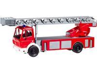 Herpa 094108 H0 Mercedes Benz SK88 draailadder, brandweer