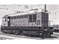 Piko H0 52423 H0 Dieselloc BR 107 van de DR