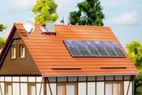 auhagen 41651 H0 Satellietinstallaties, zonnecollectoren