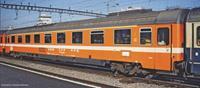 pikoh0 Piko H0 58531 H0 personenrijtuig Eurofima van de NMBS/SBB