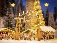 noch 0014681 N Toegangsboog kerstmarkt