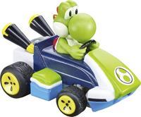 carrerarc Carrera RC 370430004 Mario KartMini RC, Yoshi RC modelauto voor beginners