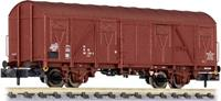 liliput L265057 Overdekte goederenwagen materiaalcourse van de DR