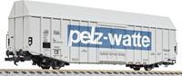 liliput L265807 N grote goederenwagen Hbks pelz-watten van de DB