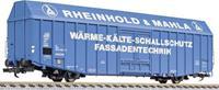 liliput L265813 N grote goederenwagen Hbbks pelz-watten van de DB