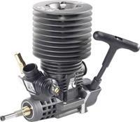 forceengine Force Engine nitromotor 32 Black Series vermogen 3 pk / 2.21 kW cilinderinhoud uitlaatpoort Achterkant
