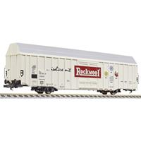 liliput L265802 N grote goederenwagen Hbbks Rockwool van de DB
