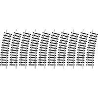 minitrix N  rails 14911 Gebogen rails 15 ° 261.8 mm