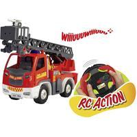revell 00974 Junior Kit RC Fire Ladder 1:20 RC functiemodel voor beginners Elektro Hulpdienstvoertuig