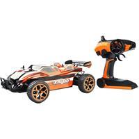 amewi 22226 Fierce 1:18 RC modelauto voor beginners Elektro Truggy 4WD Incl. accu, oplader en batterijen voor de zender