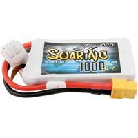 gensace LiPo accupack 11.1 V 1000 mAh Aantal cellen: 3 30 C Gens ace Softcase XT60