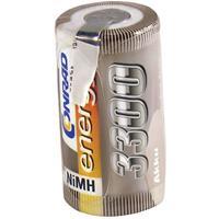 Conrad energy Accucel NiMH Sub-C 1.2 V 3300 mAh  Met soldeerlip