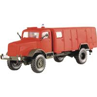 Schuco 452649600 H0 Mercedes Benz Brandweer LG 315 LF