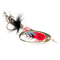 DLT Rooster - Spinner - Maat 5 - 13g - Red Head