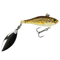 Roy Fishers Natural 3D Jig Spinner - Trout - 26g