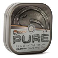 Guru Pure Fluorocarbon - 0.08mm - 50m