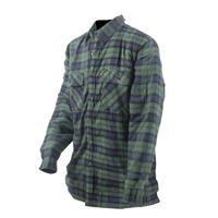 Eurocatch Outdoor Thermo Blouse - Blauw/Groen - Maat XXXL