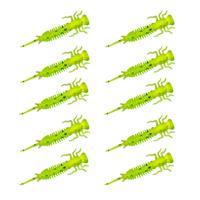 Senshu Nymph Crawler - Chartreuse - 4cm - 10 Stuks