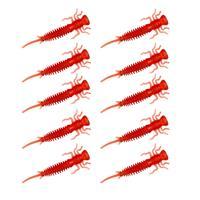 Senshu Nymph Crawler - Cherry - 4cm - 10 Stuks