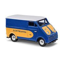 Busch 40934 H0 DKW 3=6 bestelwagen Lufthansa